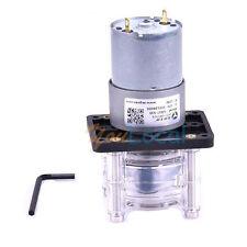 L Flow Peristaltic Pump 12V DC Tube Dosing Vacuum Aquarium Lab Analytical Water