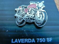 PIN'S MOTO  /  LAVERDA 750 SF