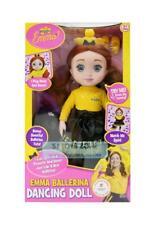 Wiggles: Emma Ballerina Dancing Doll Pretend Play Plush Toy