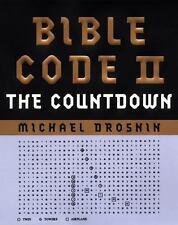 Bible Code II : The Countdown by Michael Drosnin (2002, Hardcover)  NEW