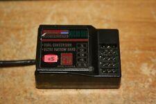 Hitec Micro 555 72mhz Positive Shift dual conversion RC  Receiver JR Airtronics