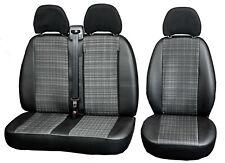 Negro fundas para asientos para Audi TT asiento del coche delante de referencia