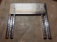 MACK DUMP TRUCK Grille Guard Aluminum, New/Unused Old Stock Aftermarket