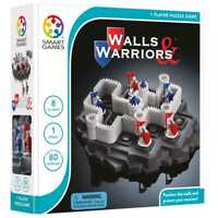 Smart Games Walls And Warriors Puzzle Game