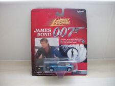 Johnny Lightning 1:64 Scale James Bond 007 BMW Z3 - Goldeneye