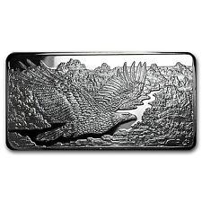 10 oz Silver Bar - Republic Metals Corp. Eagle Design (RMC) - SKU #103152