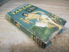 TARZAN AND THE JOURNEY OF TERROR NEW BETTER LITTLE BOOK WHITMAN 1949 BURROUGHS