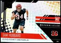 2018 Panini Unparalleled #288 Sam Hubbard NM-MT RC Rookie Bengals Rooki ID:17504