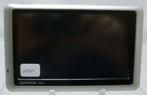 Garmin Nuvi 1450 GPS Unit - For Parts Or Repair Not Working