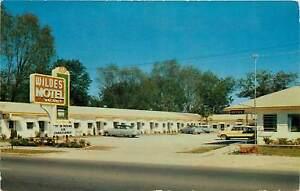 Georgia, GA, Statesboro, Wildes  Motel Chrome Postcard
