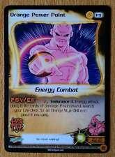 ORANGE POWER POINT [Near Mint] P9 Fusion Promo Dragon Ball Z Ccg Tcg Dbz Score