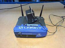INCL PSU Linksys BEFW11S4 2x Antenna Wireless Router IEEE 802.3/3u IEEE 802.11b