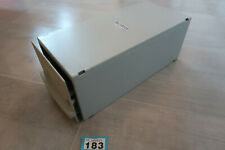 """100 3.5"""" Floppy Disk Stackable Storage container with key Amiga Atari st PC"""