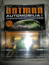 DC - BATMAN AUTOMOBILIA COLLECTION  #17- Batman #37 JOKERMOBILE MIP!