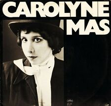 CAROLYNE MAS carolyne mas self titled s/t same SRM1-3783 usa mercury LP PS EX/VG