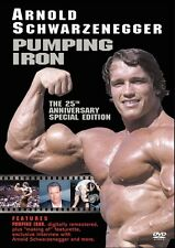 Pumping Iron movie poster print : Arnold Schwarzenegger : 12 x 17 inches