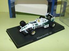 WILLIAMS FORD FW08C 1983 ROSBERG FABBRI