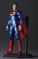 Crazy Toys Super Hero Superman PVC Figure Statue In Box 27CM