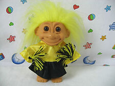"Troll Doll Cheerleader Vintage 4"" Russ Cheerleader Doll"