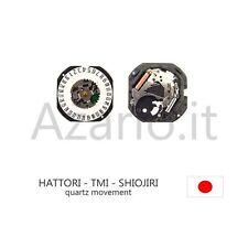 Movimento al quarzo HATTORI VX3K movement quartz Shiojiri TMI watch Japan Made