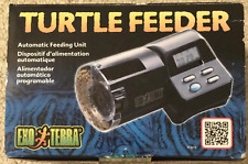 Turtle Feeder Exo Terra Automatic Feeding Unit