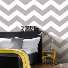 Superfresco Easy Paste the wall Chef Geometric Grey Wallpaper