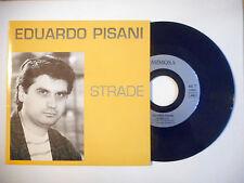 EDUARDO PISANI : STRADE - NOTTE AMICA MIA ♦ PORT GRATUIT 45T ITALIE ♦