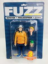 2002 ACCOUTREMENTS FUZZ FIGURE (NEW) HIPSTER PHILOSOPHER CYNIC