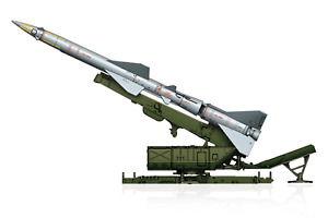 Hobbyboss 1:72 Sam-2 Missile Launcher, #HB82933