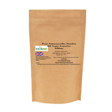 ASHWAGANDHA  60 High Quality Capsules for ONLY £5.95