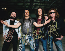Extreme Signed Band 8x10 Photo Nuno Bettencourt Gary Cherone +2 More Than Words