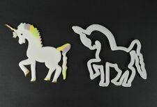 FMM Unicornio Cortador Sugarcraft Pastel Decoración Envío Rápido