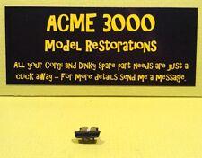 Corgi 1142 Holmes Wrecker Reproduction Repro Black Plastic Diesel Badge