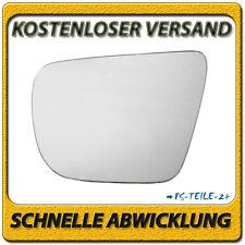 Spiegelglas für SUBARU FORESTER 2003-03/2008 links Fahrerseite konvex
