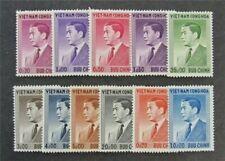 nystamps Viet Nam Stamp # 39-49 Mint OG NH $50
