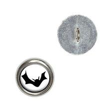 Bat - Halloween - Metal Craft Sewing Novelty Buttons Set of 4