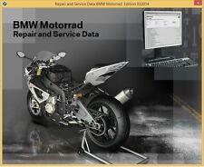 BMW MOTORRAD RSD 09.2016 REPAIR SERVICE DATA MANUALI E DATI TUTTE LE MOTO
