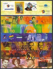 MINIPLIEGO ESPAÑA 2002 - EXPOSICIÓN MUNDIAL FILATELIA JUVENIL - Ed. 3943 - MNH