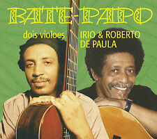 "Irio & ROBERTINHO De Paula ""BATE-PAPO Caligula 2052"