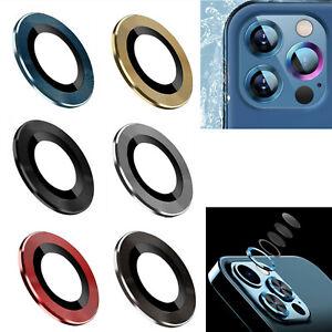 3pcs Phone Camera Lens Protector Ring for iPhone 13/13 Mini/13 Pro/13 Pro Max