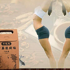 10pcs Chinese Medicine Detox Magnet Slimming Diet Stomach Weight Loss Burn Fat