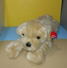 "Aurora World Super Flopsie 26"" Super Garth Plush Dog Super Soft Golden Retriever"