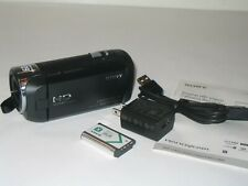 MINT Sony Handycam HDR-CX405 Full HD Video Camera Camcorder w/Battery & Charger