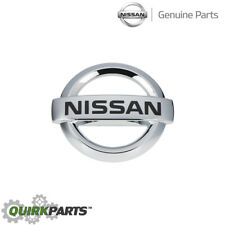 Nissan Pathfinder Frontier Xterra | Front Chrome Grille Emblem OEM NEW Genuine