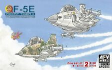 AFV Club SQ03 ROCAF F-5E Tiger II Eggplane Series (2 F-5E per Box)