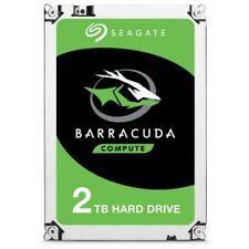 "Seagate BarraCuda 2TB  Internal 3.5"" SATA Desktop Hard Drive 7200rpm 256MB Cache"