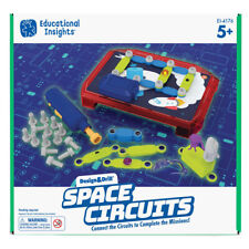 Educational Insights Design & Drill Space Circuits Set STEM Learning