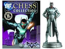 Eaglemoss Chess NEW * Batwing * #23 White Pawn DC Comics Batman Magazine
