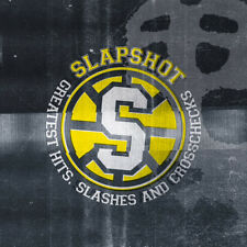 """Slapshot - Greatest Hits, Slashes and Crosschecks LP+7"""" limited to 500! SSD"""