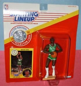1991 REGGIE LEWIS Boston Celtics RIP Rookie *FREE s/h* sole Starting Lineup coin
